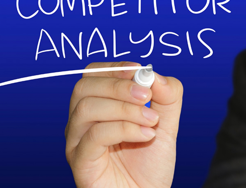 Data-Decisions that Drive Competitive Analysis
